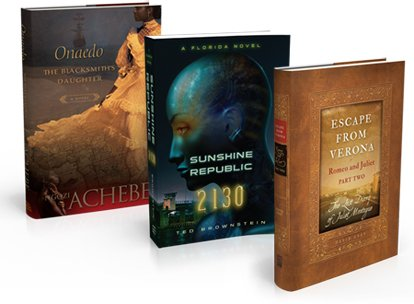 fiction book design page and book cover design examples