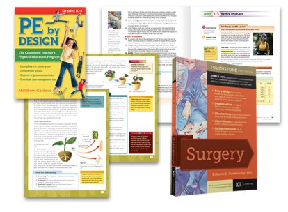 textbook design page and book cover design examples