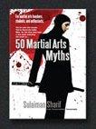 self-defense book cover design