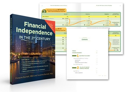 Business book page and bookcover design example