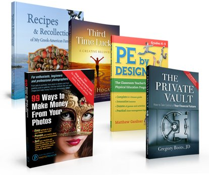 business book design examples