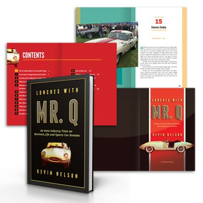 book cover design coordination examples