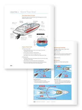 technical book page design example