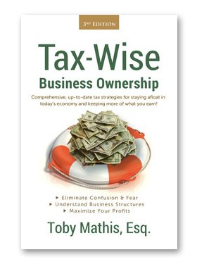 tax book cover design example