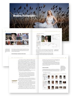 photo book page design example