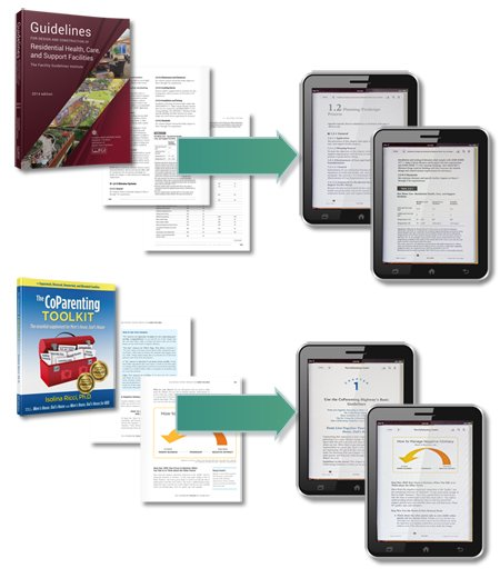 ebook design examples