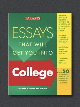 essay book cover design example