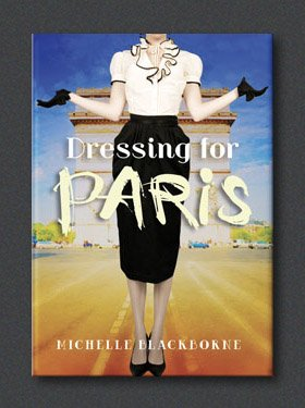 fashion book cover design example