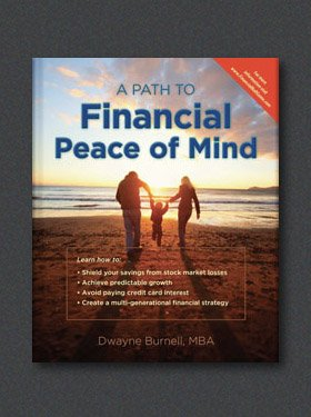 finance book cover design example