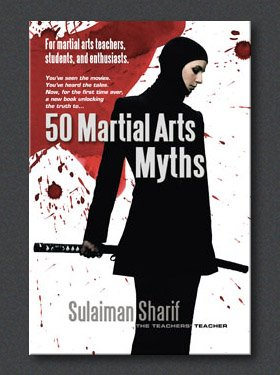 self-defence book cover design example