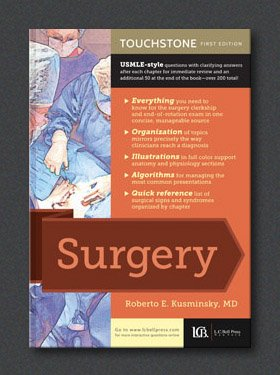 medical book cover design example