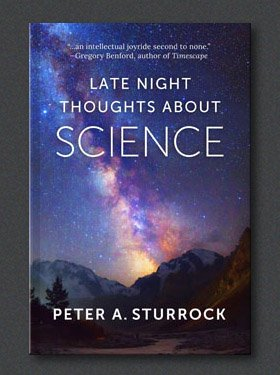 science book cover design example