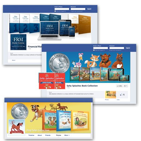 social media design example