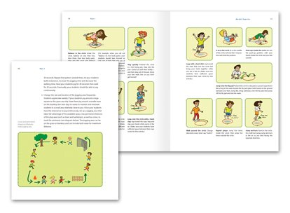 Book illustration examples