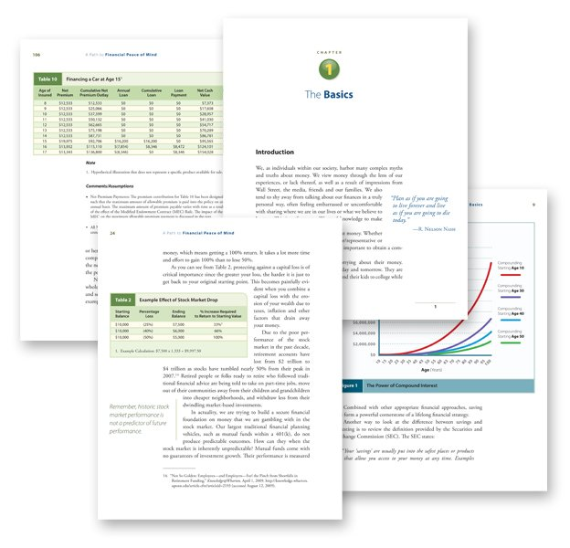 page design example