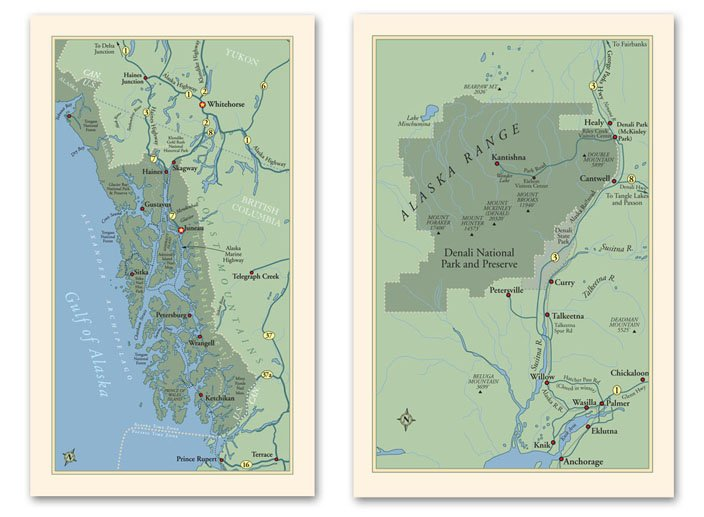 map design examples