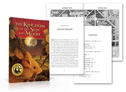 Book series design example