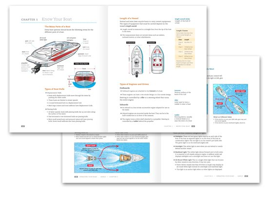 textbook page design examples