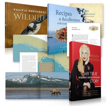 book design examples