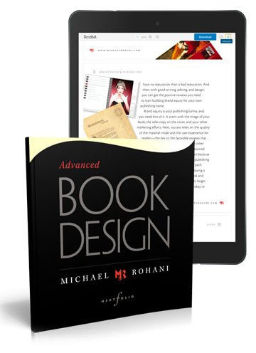 Advanced Book Design Cover Image