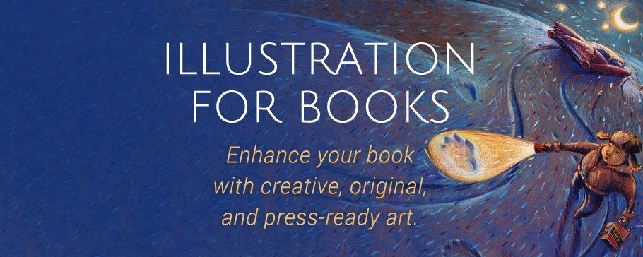 book-illustration banner image