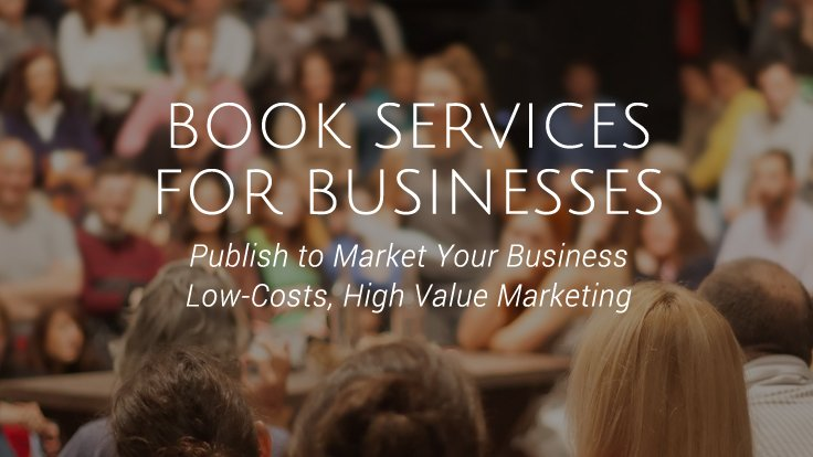 businessbook design banner for tablets