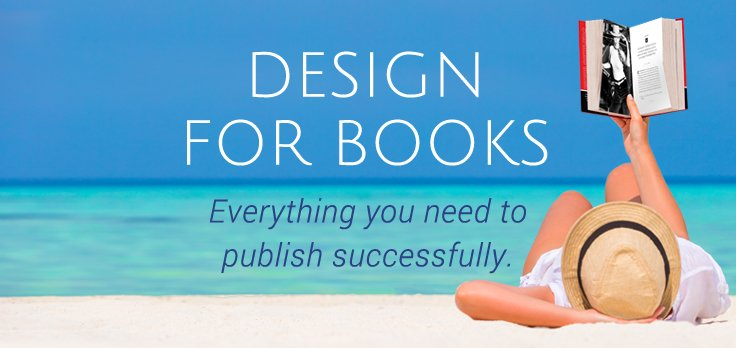 book design banner for large phones