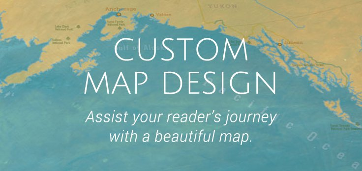 maps design banner image