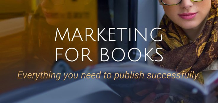 book marketing banner image