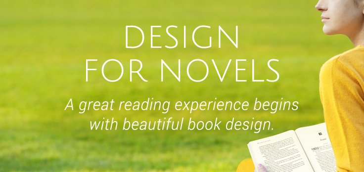 novel design banner image