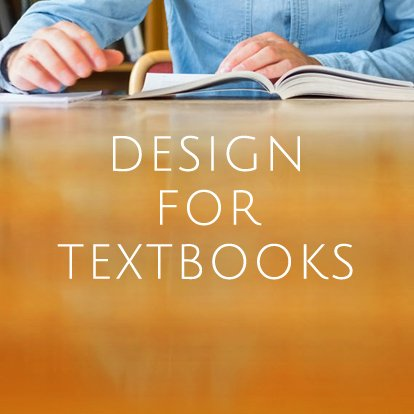 textbook design banner image
