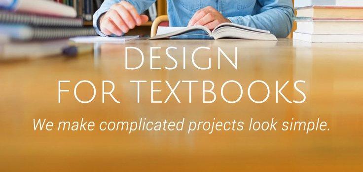 textbook design banner image