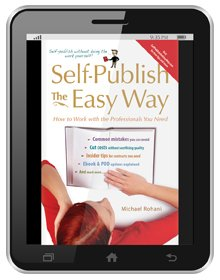 Self-Publish the Easy Way ebook Image