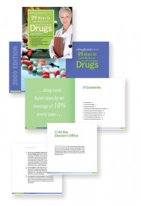 ePDF design for Drug Book