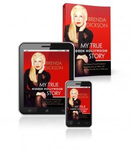 ebook and prin edition of Brenda Dickson's Memoir