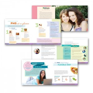 Enhanced PDF design for marketing brochure