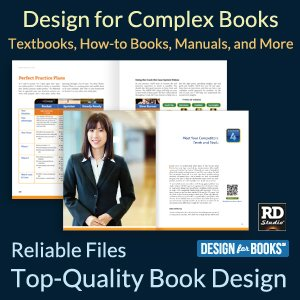 Complex Book Design & Page Formatting
