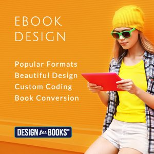ebook design service