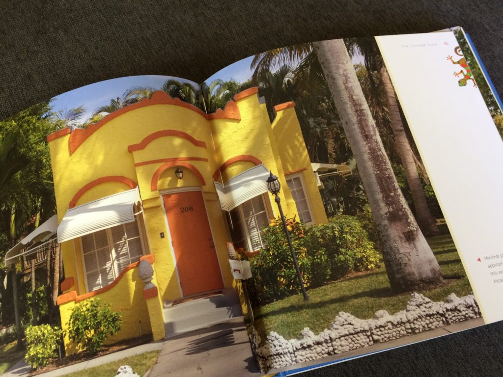 Cottages, Lake Worth, small homes, self-publishing, independent publishing, book design