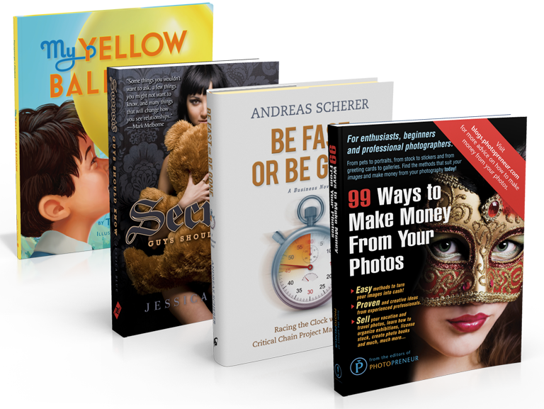 Book cover design examples