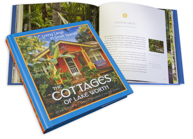 picture book design and page layout example